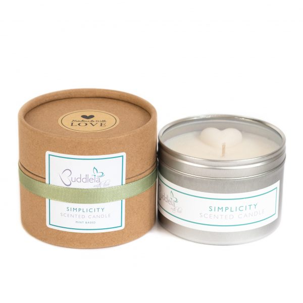 Simplicity (Wild Mint) Candles